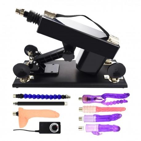 Power Automatic Portable Sex Machine Masturbation Device