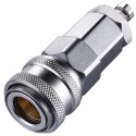 Hismith KlicLok System Adapter, Convert to Quick Air Connector, All-metal Self-Lock Adapter
